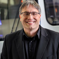 Martin Röhrleef at World Metro & Light Rail Congress & Expo 2018