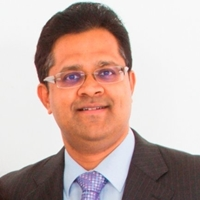Ratikant Sahu at Seamless Asia 2018