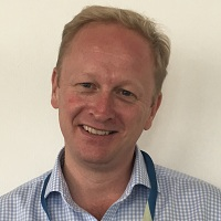 Ian Henshaw, Global Head of Biogen's Biosimilars Unit, Biogen