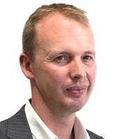 Paul Richardson at World Gaming Executive Summit 2018