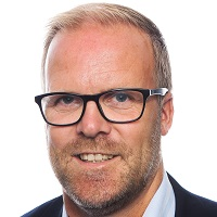 Lars Sande | Senior Vice President, Sales And Distribution | Norwegian » speaking at Aviation Festival USA