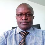 Eng. Kimanthi Kyengo, Deputy Director, Ministry of Water and Irrigation Kenya