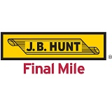 J.B. Hunt Final Mile at City Freight Show USA 2019