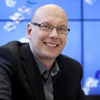 Marko Hietala, CSO, Veikkaus Oy