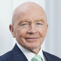 Mark Mobius at Middle East Investment Summit 2017