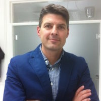 Evan Hoff at World Gaming Executive Summit 2018