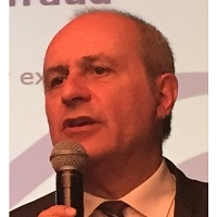 Mauro Oretti at Aviation Festival Asia 2019