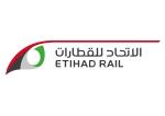 Etihad Rail at Middle East Rail 2017