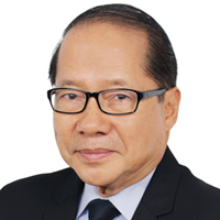 Dr Reynaldo Casas at Power & Electricity World Philippines 2018