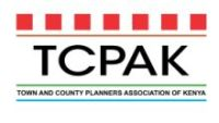 Town and County Planners Association of Kenya at East Africa Rail 2017