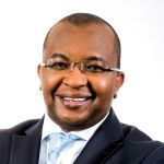 Charles Mwaura at Africa Rail 2017
