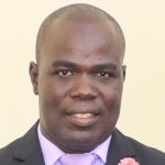 David Kwenda at Africa Rail 2017
