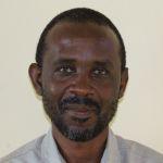 Betram Kiswaga at Africa Rail 2017