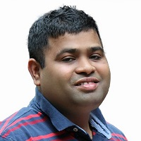 Mano Venkatesan at Home Delivery World 2017