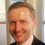 Dr Ruslan Novosiadly at World Vaccine Congress Washington 2017
