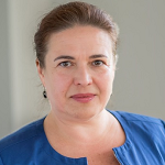 Dr Eszter Nagy, Co-Founder, President and CSO, Arsanis Inc