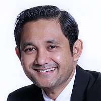 Mr Amar Huzaimi Md Deris at Telecoms World Asia 2017