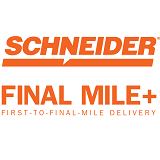 Schneider National at Home Delivery World 2018