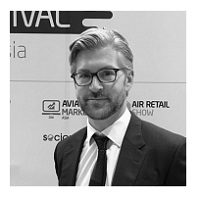 Jonathan Newman, Commercial Director, Caravelo