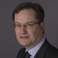 David Mccron at World Communication Awards