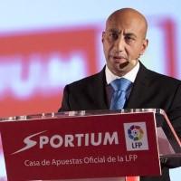 Alberto Eljarrat, Managing Director, Sportium Apuestas Deportivas Sa