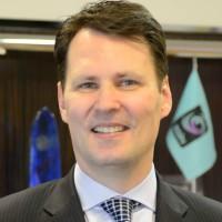 Scott Gegenheimer at Telecoms World Middle East 2017
