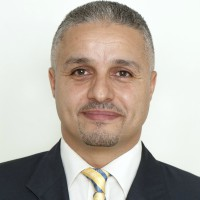Abdellatif BOUZIANI at Telecoms World Middle East 2017