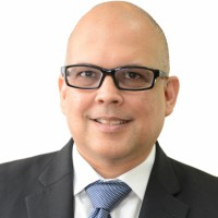 Karan Ponnudurai at Telecoms World Middle East 2017