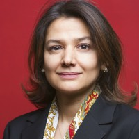 Selda Korkmaz Bostancioglu at Telecoms World Middle East 2017
