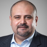 Andrew Hanna at Telecoms World Middle East 2017