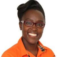 Wangeci Kanjama Gathinji at Telecoms World Middle East 2017