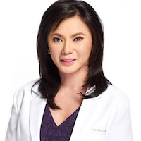 Vicki Belo at Seamless Philippines 2017
