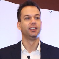 Adam Szucs at Seamless Middle East 2018