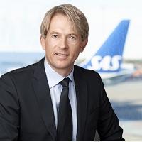 Eivind Roald, EVP Commercial, SAS