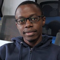 Gibson Juma at Seamless East Africa 2018