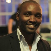 Waweru Kuria at Seamless East Africa 2017