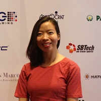Nicole Nguyen at Seamless Vietnam 2017