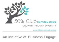 30% Club Southern Africa, an Initiative of Business Engage at Work 2.0 Africa