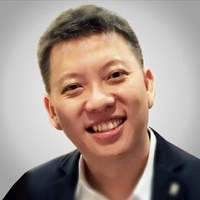 Marc Chang at Seamless Philippines 2017