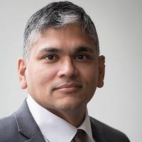 Abhish Saha at Seamless 2017