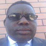Israel Mbwi Lambi at Africa Rail 2017