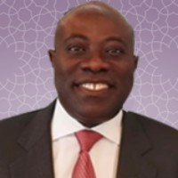 Andrew Arowojolu at Telecoms World Middle East 2017