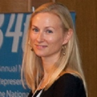 Benedicte Lunddahl at World Biosimilar Congress
