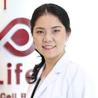 Warachaya Fongsarun, Medical Director, THAI StemLife Co.,Ltd.