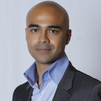 Rajen Lakhani at Seamless Middle East 2017