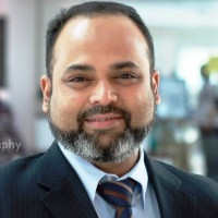 Mohammed Sajid Azmi at EduTECH Middle East 2017