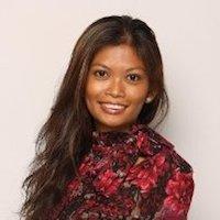 Michelle Sario at Seamless Philippines 2017