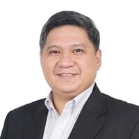 Rizalino Roxas at Seamless Philippines 2017