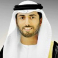 Suhail Mohamed Al Mazrouei at The Mining Show 2017