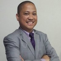 Andre Zapanta at Seamless Philippines 2017